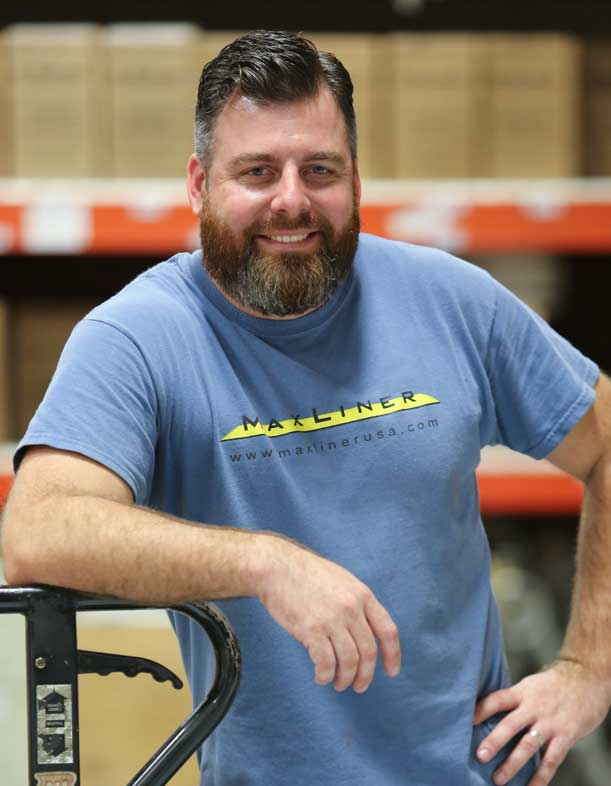 Chad Miller, Technical Services Manager