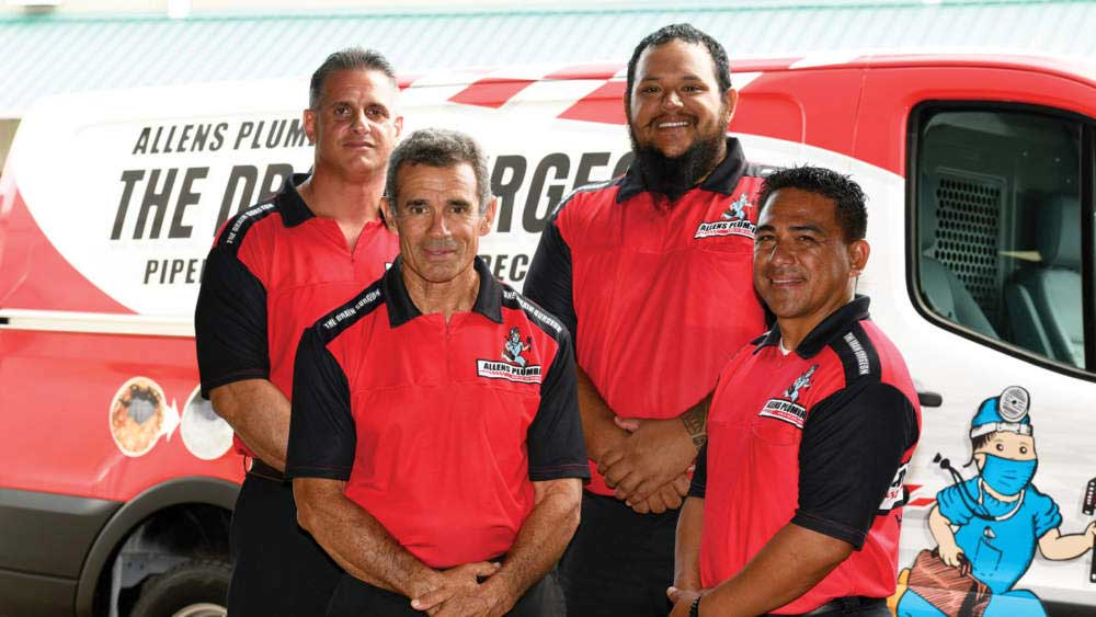 Allens Plumbing in Maui, Hawaii – a Great Success Story of Growth